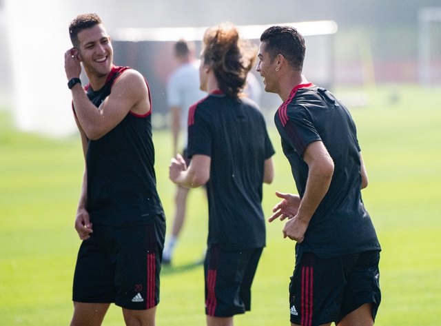 Khi Cristiano Ronaldo trở lại, Manchester United sẽ lợi hại ra sao? - Ảnh 2.