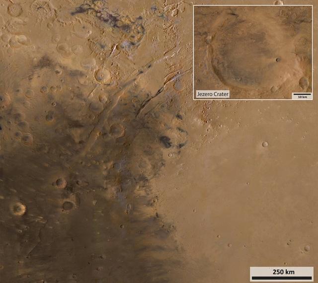 Phân tích mẫu đá trên Sao Hỏa, phát hiện nước từng tồn tại cách đây hàng chục nghìn năm trên Hành tinh Đỏ - Ảnh 2.