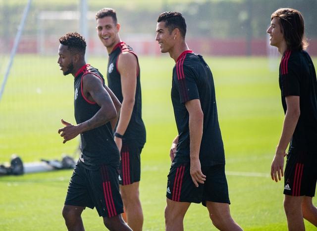 Khi Cristiano Ronaldo trở lại, Manchester United sẽ lợi hại ra sao? - Ảnh 3.