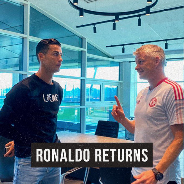 Khi Cristiano Ronaldo trở lại, Manchester United sẽ lợi hại ra sao? - Ảnh 5.