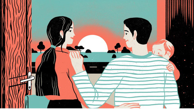 Đàn ông, có đáng để gửi gắm cả đời hay không, thật ra rất dễ phán đoán: Hôn nhân không phải 1+1=2, mà là 0.5+0.5=1 - Ảnh 1.
