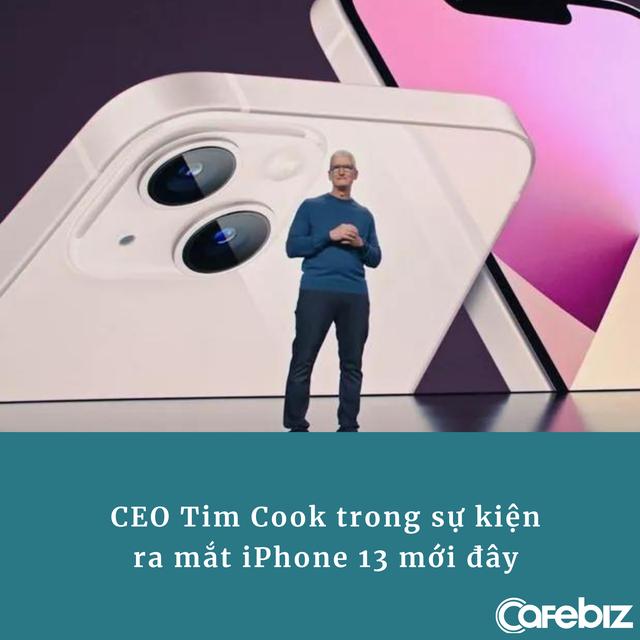 [Bài 16/9] 'Nhàm chán nhưng iPhone 13 vẫn sẽ bán chạy và tiền sẽ lại đổ về túi Apple thôi' - Ảnh 1.
