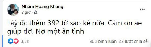 Cậu IT Nhâm Hoàng Khang bất ngờ lên tiếng về việc tung sao kê quỹ từ thiện: Quỹ này trong kịch bản của một bộ phim - Ảnh 2.