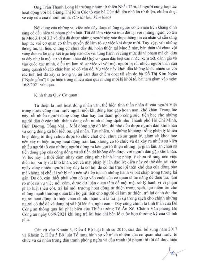 Nhiều cựu cộng sự, bạn bè cũ đồng loạt gửi đơn tố cáo Giang Kim Cúc chỉ trong thời gian ngắn - Ảnh 2.