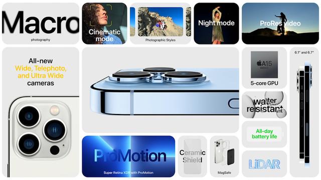 Vừa ra mắt iPhone 13, Samsung đã lại đăng bài cà khịa Apple - Ảnh 1.