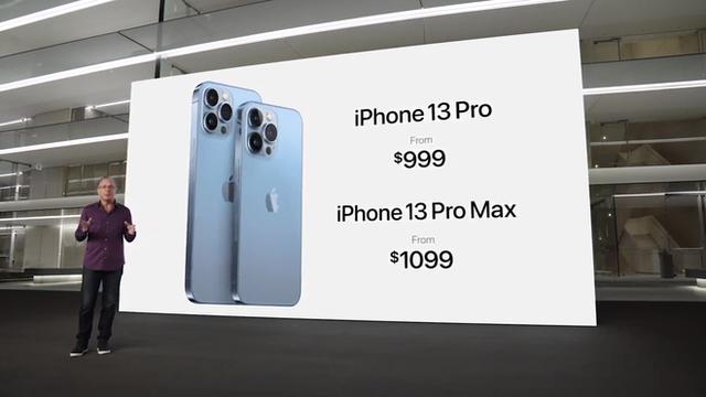 iPhone 13 Pro và iPhone 13 Pro Max chính thức: Màn hình ProMotion 120Hz, bộ nhớ trong 1TB, quay video xoá phông, thời lượng pin cải thiện, thêm màu xanh Sierra Blue - Ảnh 14.