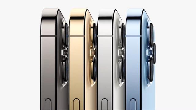 iPhone 13 Pro và iPhone 13 Pro Max chính thức: Màn hình ProMotion 120Hz, bộ nhớ trong 1TB, quay video xoá phông, thời lượng pin cải thiện, thêm màu xanh Sierra Blue - Ảnh 3.