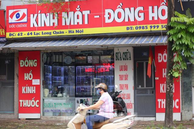 Hà Nội: Dịch vụ sửa xe và điện lạnh đắt khách ngay khi hoạt động trở lại ở vùng xanh - Ảnh 2.