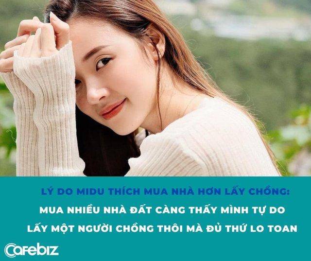 Giảng viên Midu dùng thanh xuân để MUA NHÀ ĐẤT chứ không kiếm chồng, Shark Linh đồng ý lấy chồng sớm... quá sai lầm! - Ảnh 2.