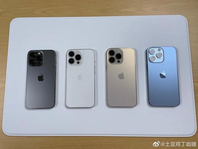 Đây là những hình ảnh thực tế đầu tiên của loạt iPhone 13 - Ảnh 2.