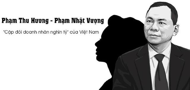Phạm Thu Hương - Người vợ kín tiếng của tỷ phú Phạm Nhật Vượng và những chuyện không phải ai cũng biết - Ảnh 3.