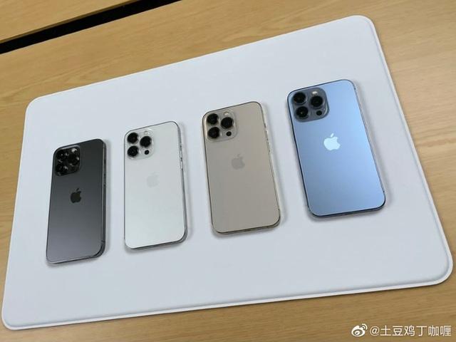 Đây là những hình ảnh thực tế đầu tiên của loạt iPhone 13 - Ảnh 3.