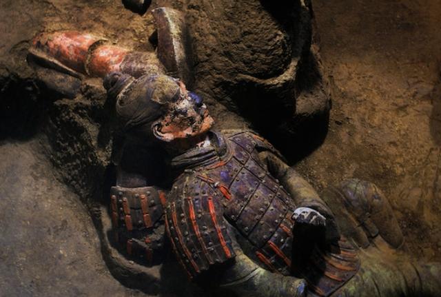Tần Thủy Hoàng không chết ở tuổi 49, ông thực sự bất tử: Kỳ quan dưới lòng đất này là minh chứng!  - Ảnh 5.