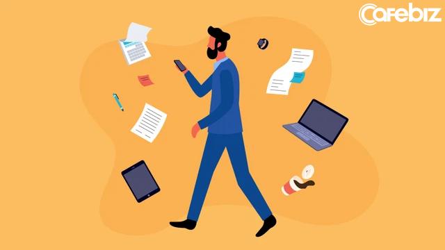 4 mẹo giảm lãng phí thời gian và nâng cao hiệu quả công việc: Thứ bạn thiếu không phải quyết tâm mà là phương pháp! - Ảnh 3.