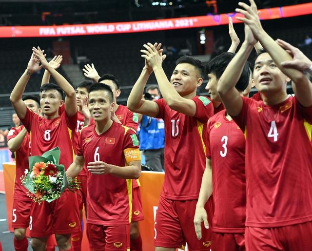Châu Á lập dấu mốc lịch sử ở World Cup futsal, Việt Nam có kỳ tích còn hơn cả Nhật, Iran - Ảnh 3.