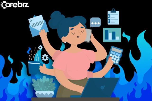 4 mẹo giảm lãng phí thời gian và nâng cao hiệu quả công việc: Thứ bạn thiếu không phải quyết tâm mà là phương pháp! - Ảnh 1.