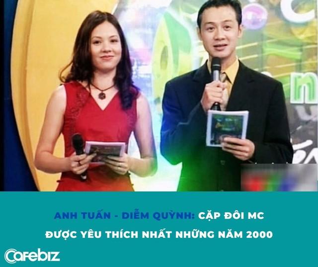 Chân dung tân Giám đốc VFC - Nh.à báo Diễm Quỳnh: Hoa khôi Nh.à đài, MC hot nhất những năm 2000, có bố là Nh.à ngoại giao nổi tiếng - Ảnh 2.
