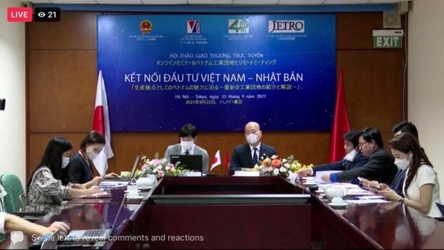 Nhật Bản tăng trưởng vốn đầu tư vào Việt Nam bất chấp dịch bệnh Covid-19  - Ảnh 1.