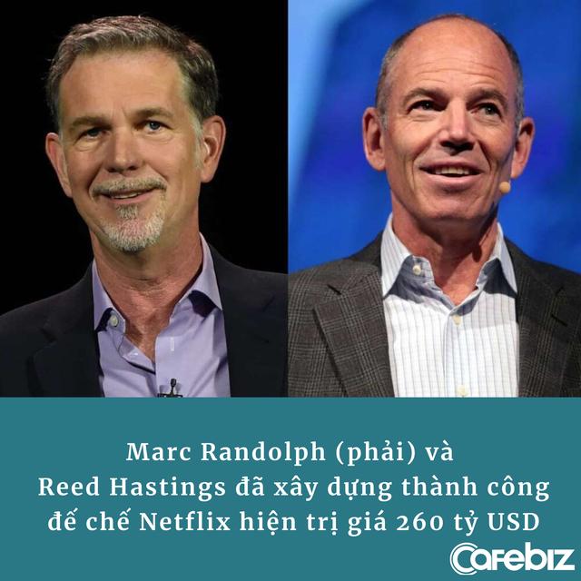 CEO đầu tiên của Netflix: Nhờ nhịn đói, ăn xin cả 25 xu lẻ mới học được bài học giúp tạo nên thành công của đế chế 260 tỷ USD - Ảnh 2.