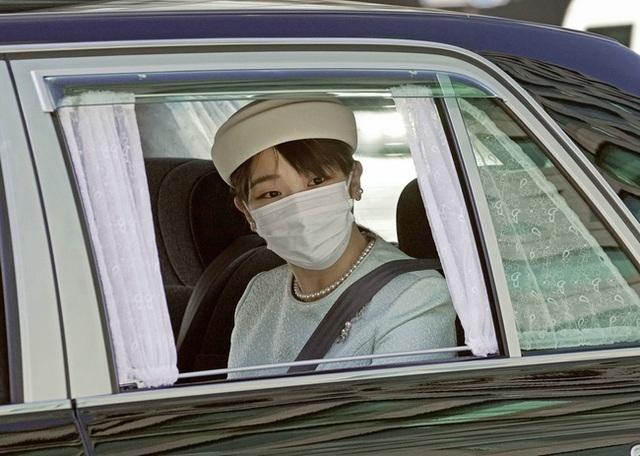 Công chúa Nhật Bản lộ diện trước khi kết hôn, hứng chịu mọi sự hắt hủi nhưng vị hôn phu của cô đang nơi đâu? - Ảnh 1.