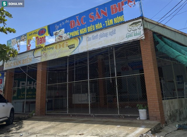 Xóa sổ toàn bộ hơn 100 ki ốt dọc bãi biển Quất Lâm, khu vực từng nhức nhối với nạn mại dâm - Ảnh 2.