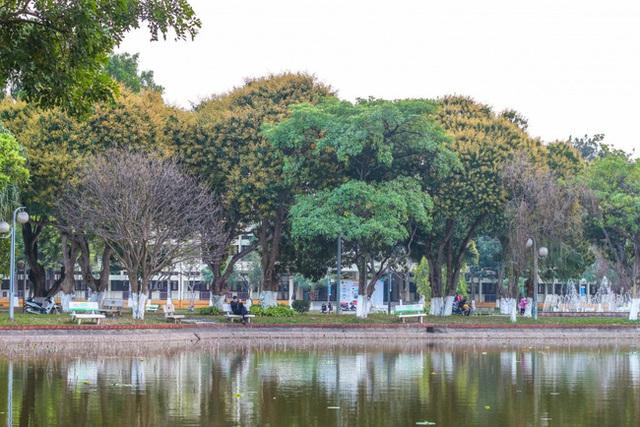 Đại học đẹp nhất nhì Hà Nội: Trường gì mà như chốn non nước hữu tình, còn có sự tích gây xôn xao MXH suốt thời gian dài - Ảnh 3.