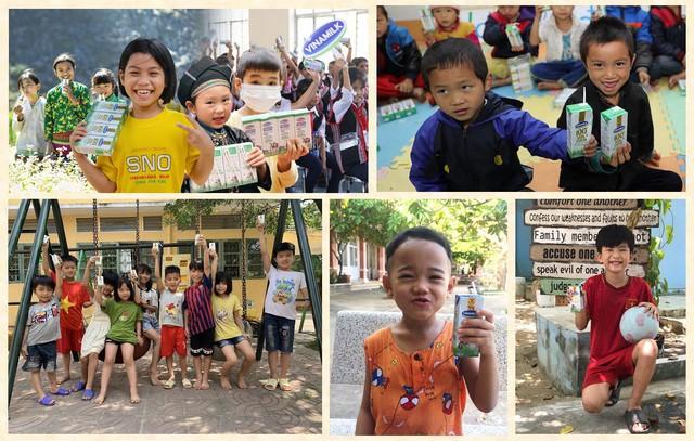 Cùng góp điểm xanh, cho Việt Nam khoẻ mạnh – Hoạt động của Vinamilk để mang 1 triệu ly sữa cho trẻ em khó khăn - Ảnh 3.
