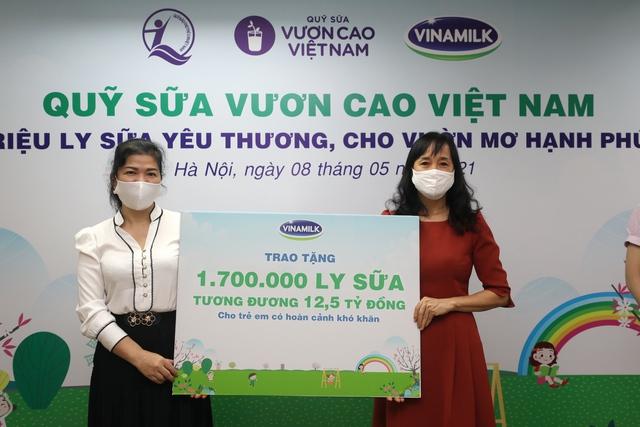 Cùng góp điểm xanh, cho Việt Nam khoẻ mạnh – Hoạt động của Vinamilk để mang 1 triệu ly sữa cho trẻ em khó khăn - Ảnh 4.