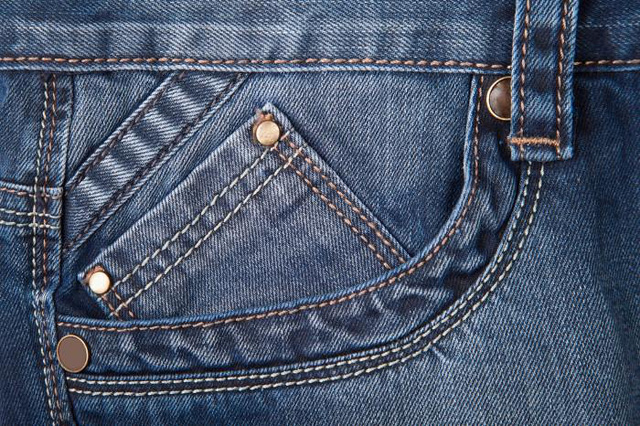 Bạn đã từng thắc mắc tại sao lại có một chiếc túi nhỏ ở túi trước của quần jean? - Ảnh 1.