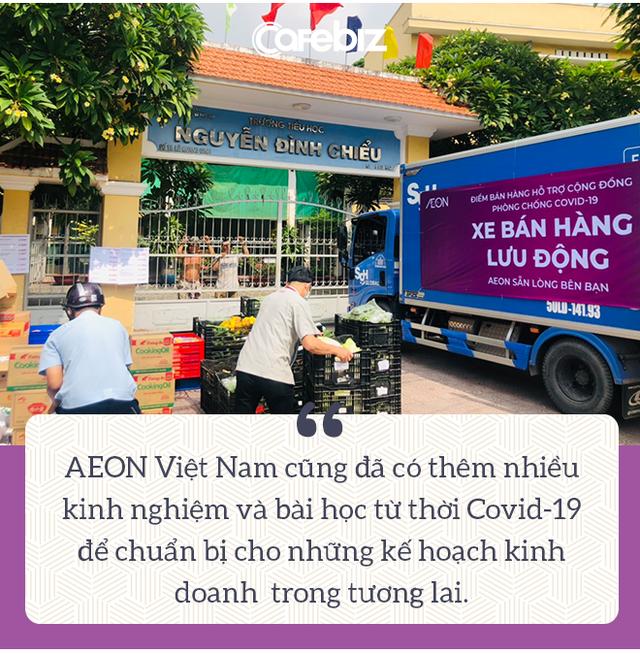 Chiến binh dày dạn AEON và những bước chân năng động trong đại dịch Covid-19 tại Việt Nam - Ảnh 8.