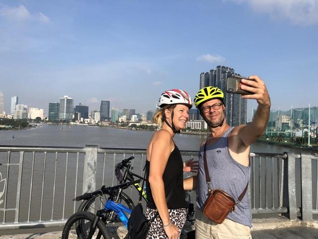 Du lịch bằng xe đạp có là xu hướng yêu thích sau đại dịch Covid-19? - Ảnh 2.