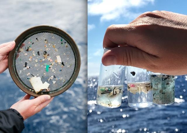 Khi đại dương bão hòa rác thải nhựa, chúng ta sẽ chứng kiến một dạng mưa axit mới: Những hạt nhựa rơi xuống từ bầu trời - Ảnh 2.