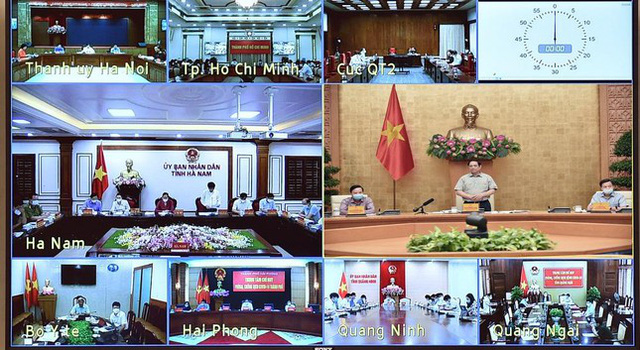 Thủ tướng Phạm Minh Chính: Chuyển từ mục tiêu không có COVID sang thích ứng an toàn - Ảnh 2.