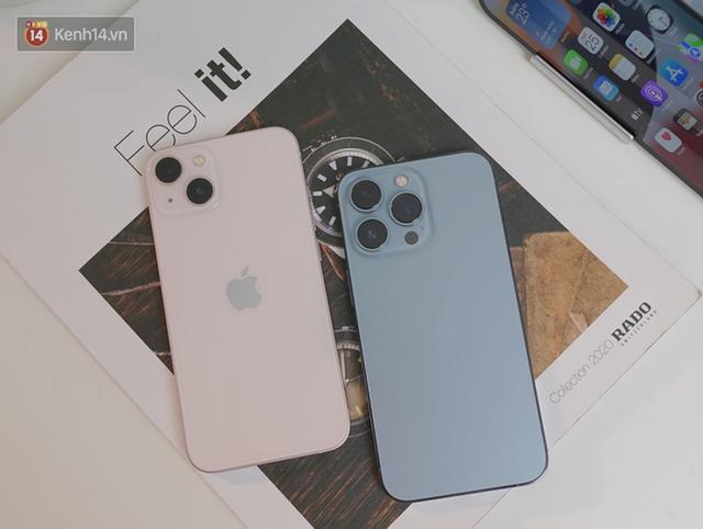 Ngắm ảnh thực tế iPhone 13 đầu tiên về Việt Nam, màu hồng đẹp xuất sắc! - Ảnh 9.
