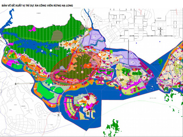 Vingroup muốn làm Công viên rừng Hạ Long quy mô 650ha ngay năm 2022, hoàn thành chỉ trong 1 năm - Ảnh 1.