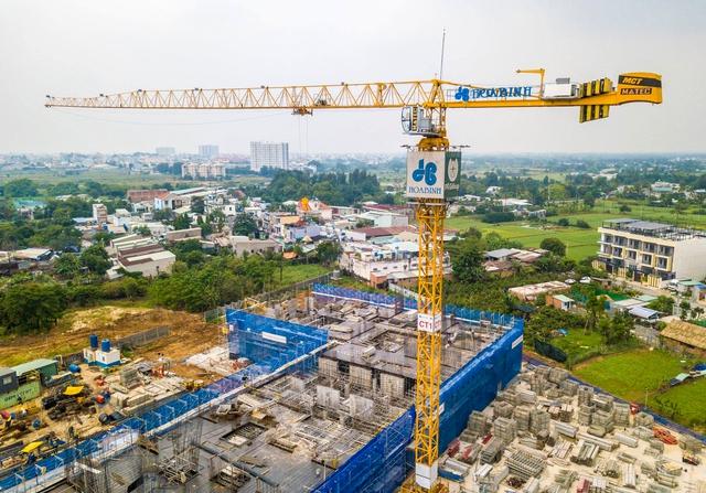 Chủ tịch HBC Lê Viết Hải nói về 'trang sử vàng' của VN: Cớ sao chúng ta không trở thành người xây nhà cho cả thế giới, chỉ 1% thị phần cũng đã có 120 tỷ USD? - Ảnh 2.
