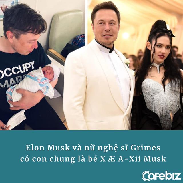 [Bài lên luôn] Elon Musk chia tay vì quá bận: Cái giá của thành công không hề rẻ, chuyện tình cảm đều không trọn vẹn, tình yêu lớn nhất vẫn dành cho công việc - Ảnh 1.