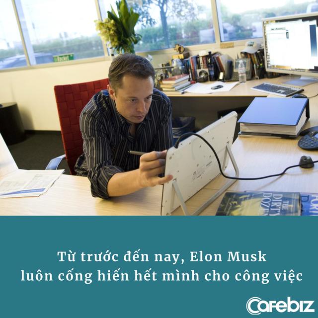 [Bài lên luôn] Elon Musk chia tay vì quá bận: Cái giá của thành công không hề rẻ, chuyện tình cảm đều không trọn vẹn, tình yêu lớn nhất vẫn dành cho công việc - Ảnh 2.