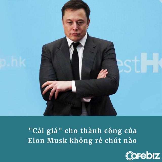 [Bài lên luôn] Elon Musk chia tay vì quá bận: Cái giá của thành công không hề rẻ, chuyện tình cảm đều không trọn vẹn, tình yêu lớn nhất vẫn dành cho công việc - Ảnh 3.