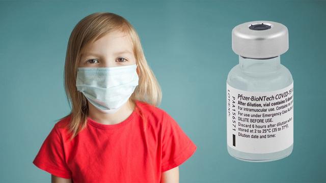 Vắc-xin Pfizer an toàn với trẻ 5-11 tuổi, đang tiếp tục thử nghiệm trên trẻ sơ sinh 6 tháng đến 5 tuổi - Ảnh 2.