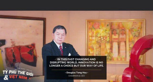 Tỷ phú Đài Loan với triết lý kinh doanh đủng đỉnh lạ thường tiết lộ 3 từ khiến ông quyết định chọn Việt Nam để đầu tư lớn - Ảnh 3.