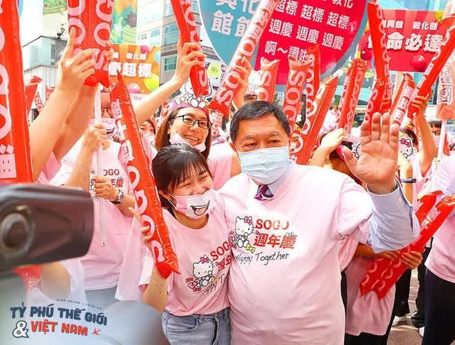 Tỷ phú Đài Loan với triết lý kinh doanh đủng đỉnh lạ thường tiết lộ 3 từ khiến ông quyết định chọn Việt Nam để đầu tư lớn - Ảnh 4.