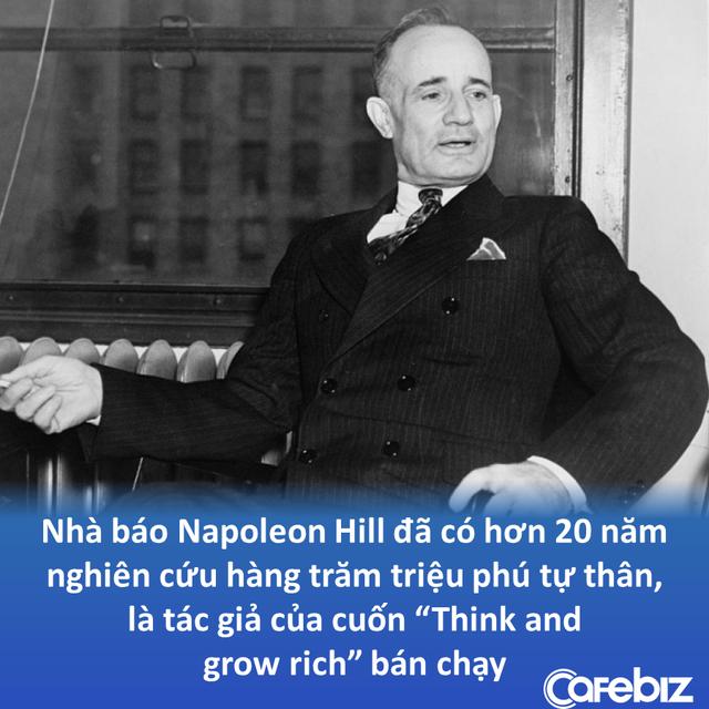 Người từng nghiên cứu 500 triệu phú tự thân: Đàn ông càng mê chuyện ấy càng dễ thành công và giàu có - Ảnh 1.