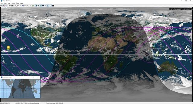 Cứ lên Trạm Vũ trụ ISS là sẽ chụp được ảnh Trái Đất đẹp lung linh? Thực tế không dễ như bạn nghĩ đâu - Ảnh 3.