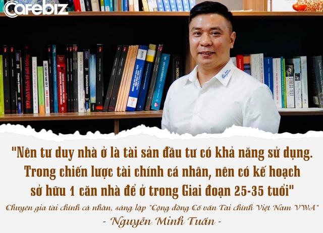Chuyên gia tài chính cá nhân Nguyễn Minh Tuấn: Nhiều người không hiểu gì về tự do tài chính nhưng đã muốn nghỉ hưu sớm! - Ảnh 3.