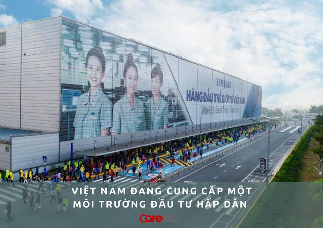 CEO Samsung Việt Nam: Chúng tôi đang xây trung tâm R&D 220 triệu USD tại Hà Nội, 'khoe' một tin vui của Việt Nam với các nhà đầu tư nước ngoài  - Ảnh 1.