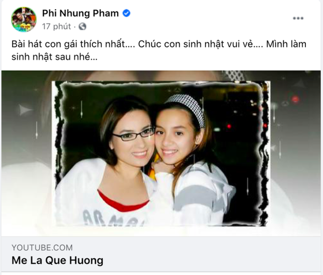 Xót xa lời hứa trước khi qua đời của cố ca sĩ Phi Nhung dành cho con gái ruột đang làm y tá ở Mỹ  - Ảnh 1.