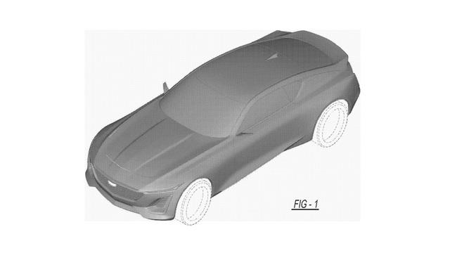 Lộ thiết kế mẫu xe mới của VinFast: Xuất hiện một chi tiết kỳ lạ và khó hiểu - Có mối liên hệ với Cadillac? - Ảnh 2.