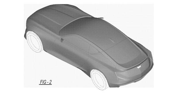 Lộ thiết kế mẫu xe mới của VinFast: Xuất hiện một chi tiết kỳ lạ và khó hiểu - Có mối liên hệ với Cadillac? - Ảnh 3.