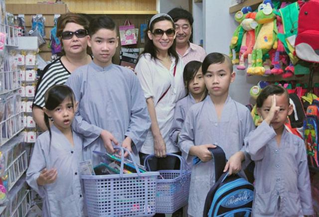 Ca sĩ Phi Nhung có tâm nguyện đặc biệt dành cho 23 con nuôi nhưng chưa thành, Xuân Lan tiết lộ tin nhắn quá đau lòng!  - Ảnh 6.